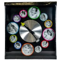 See more information about the Photo Frame Wall Clock