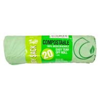 See more information about the Tuffy Compostable Liners 7L 20 Roll