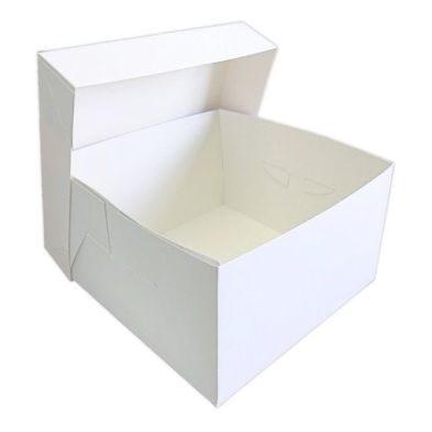 10 Inch Cake Box with Lid