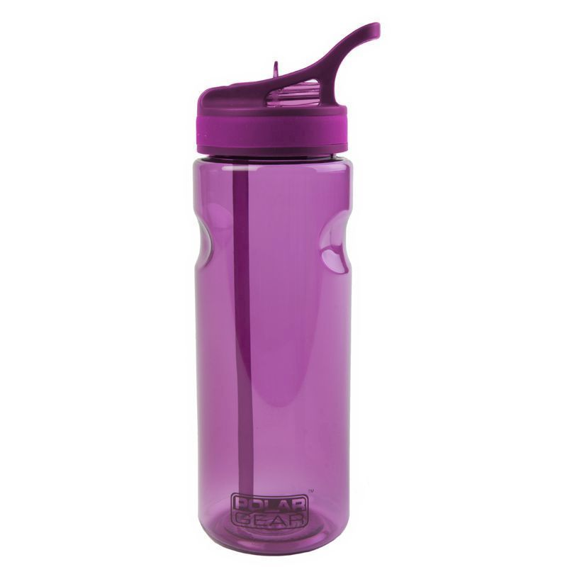 Polar Gear Aqua Style Tritan Bottle (650ml) - Berry