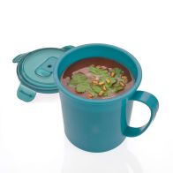 See more information about the 685ml Soup Mug Polar Gear (Turquoise)