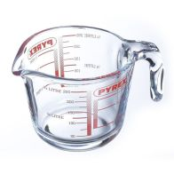 See more information about the Pyrex 0.25L Measuring Jug