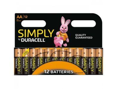 12 Pack Duracell MN1500 Batteries