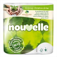 See more information about the Nouvelle Toilet Tissue 9 pack