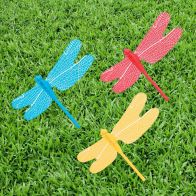 See more information about the Fluttering Solar Dragonfly (Blue)