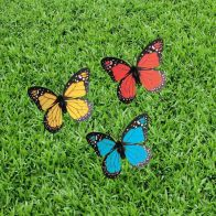 See more information about the Fluttering Solar Butterfly (Blue)