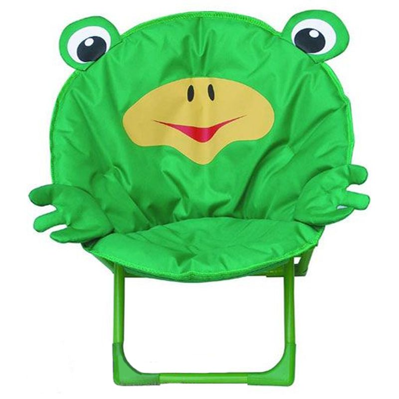 Kids Moon Chair Frog Buy Online At Qd Stores