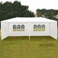 See more information about the 3m x 6m Party Tent