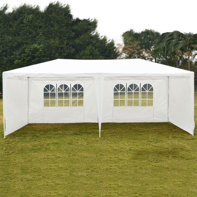 3m x 6m party tent buy online at qd stores. Black Bedroom Furniture Sets. Home Design Ideas