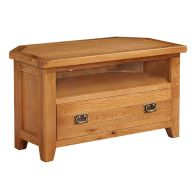 See more information about the Holkham Corner TV Unit Mini Cotswold Home Furniture