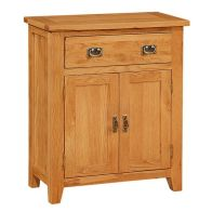 See more information about the Holkham Oak 1 D 2 D Sideboard Mini Cotswold