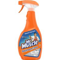See more information about the Mr Muscle Multi Task Bathroom Trigger Spray 500ml