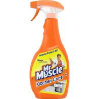 See more information about the Mr Muscle Kitchen Care 500ml