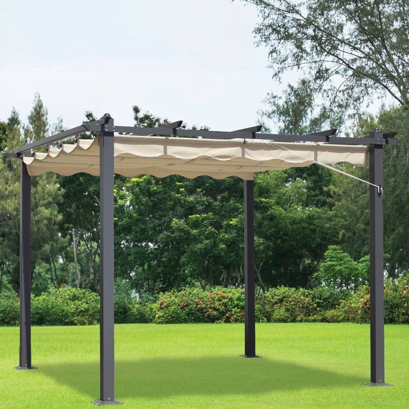 Croft Pergola Replacement Cover Beige