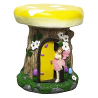 See more information about the Magical Garden Fairy Stool Yellow