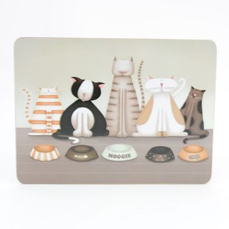 Cats Placemats Set of 4