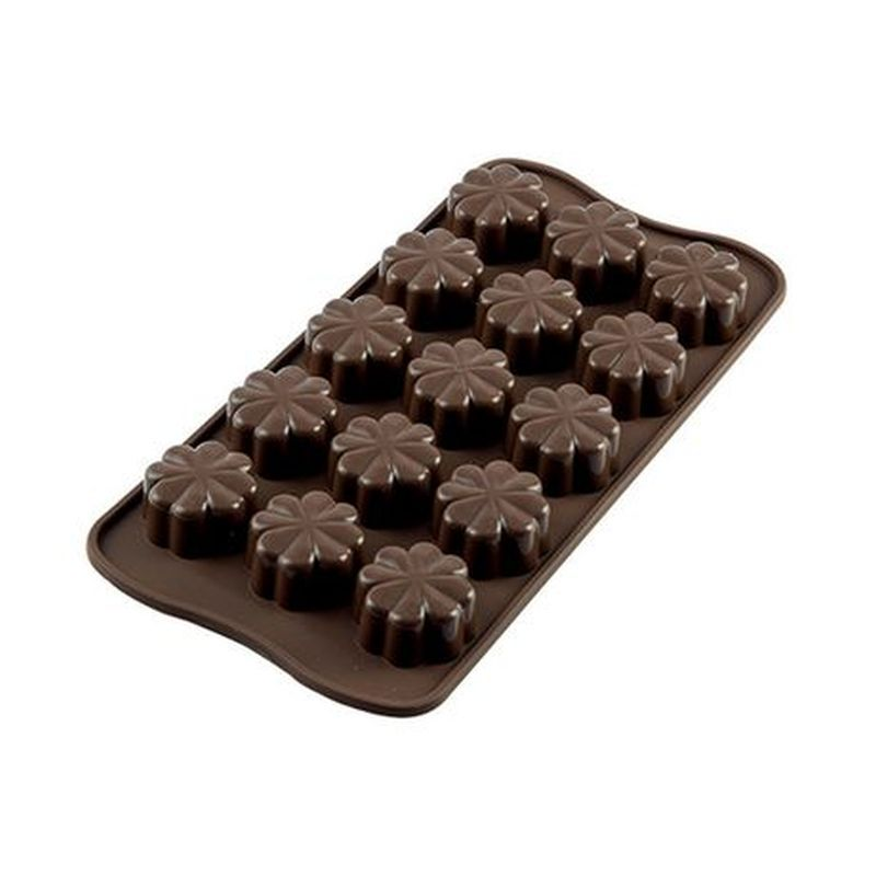 Silicone Flower Chocolate Mould
