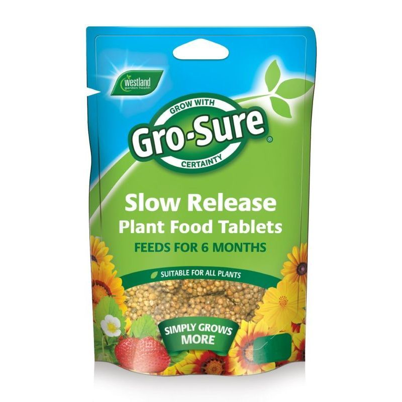 Westland Gro-Sure Slow Release Plant Food 1kg + 33% Extra Free
