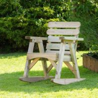 See more information about the Abbey Garden Rocking Chair