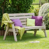 See more information about the Abbey 3 Seater Bench