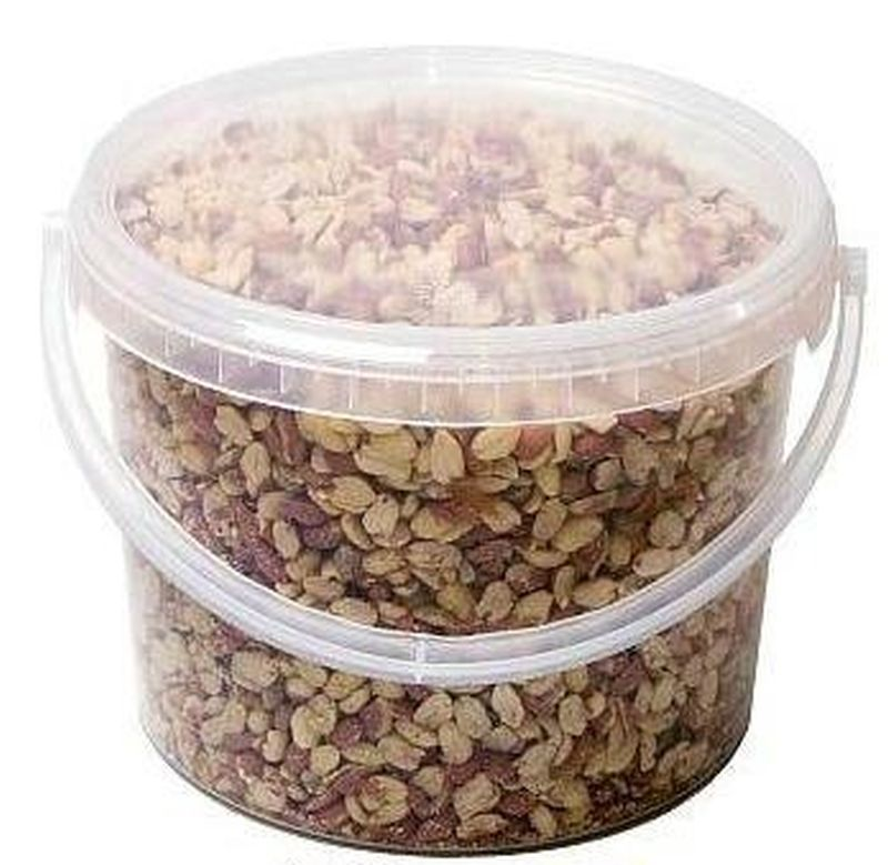 Peanuts In Bucket Wild Bird Feed (5 Litre)