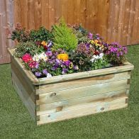 See more information about the Sleeper Garden Raised Bed
