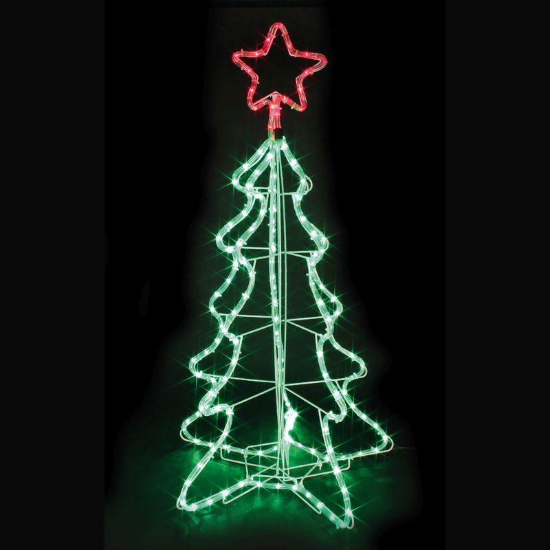 Christmas tree led rope light 7m buy online at qd stores christmas tree led rope light 7m aloadofball Gallery