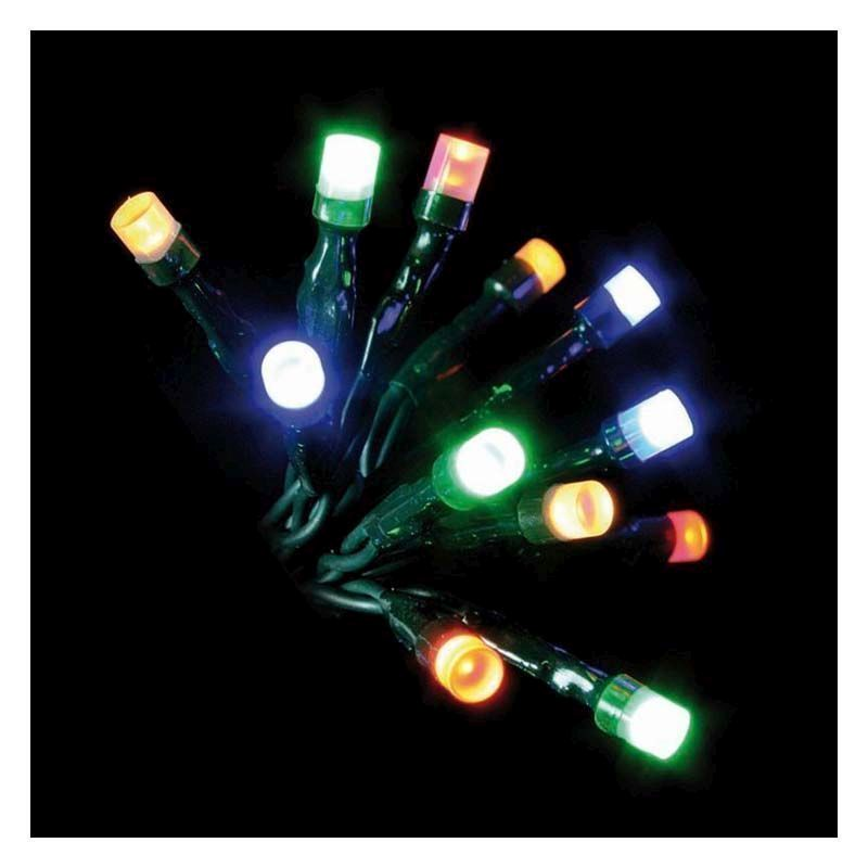 600 LED Multicolour Indoor Multifunction Christmas Lights