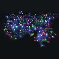 See more information about the 480 LED Multicolour Outdoor Animated Cluster Fairy Lights Mains 3.7m