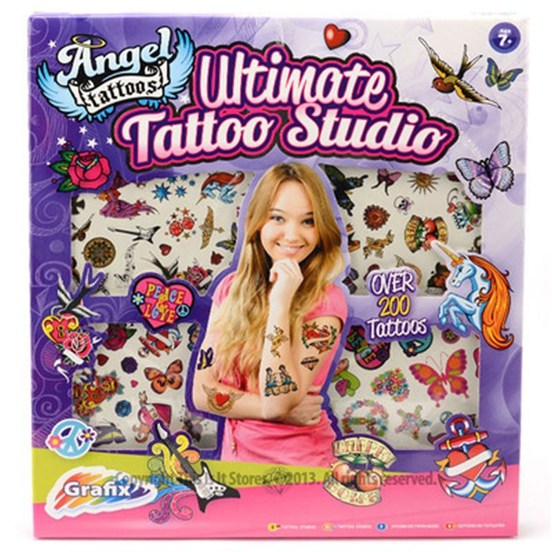 Ultimate Tattoo Set