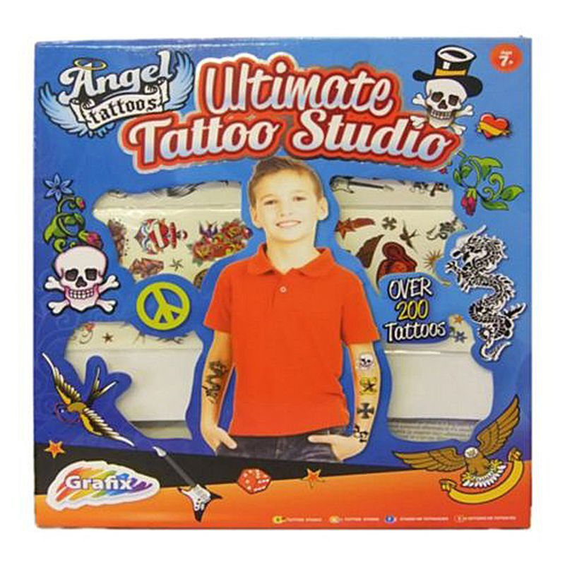 Ultimate Tattoo Set 200 Tattoos