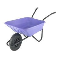 See more information about the Lilac Polypropylene Multi-Purpose Barrow (90 Litre)