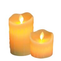 See more information about the Flameless Candles