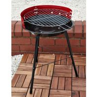 See more information about the Kingfisher 14 Inch Steel Lightweight BBQ