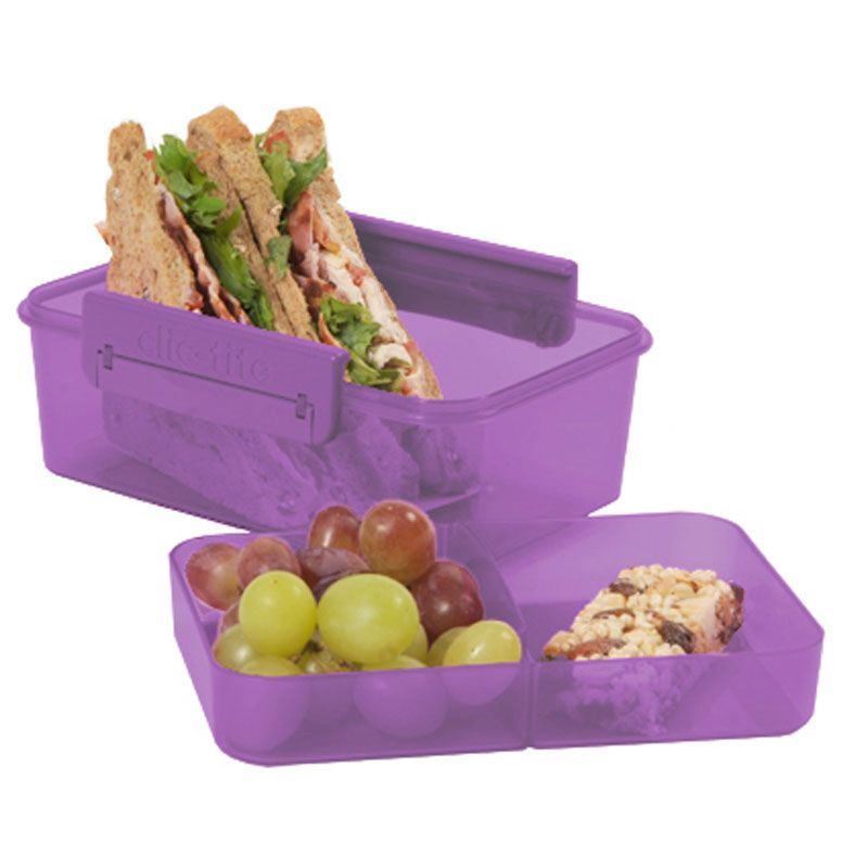 Berry Clic Tite 1100ml Double Decker Lunchbox