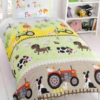 See more information about the Football Friends Single Duvet Set