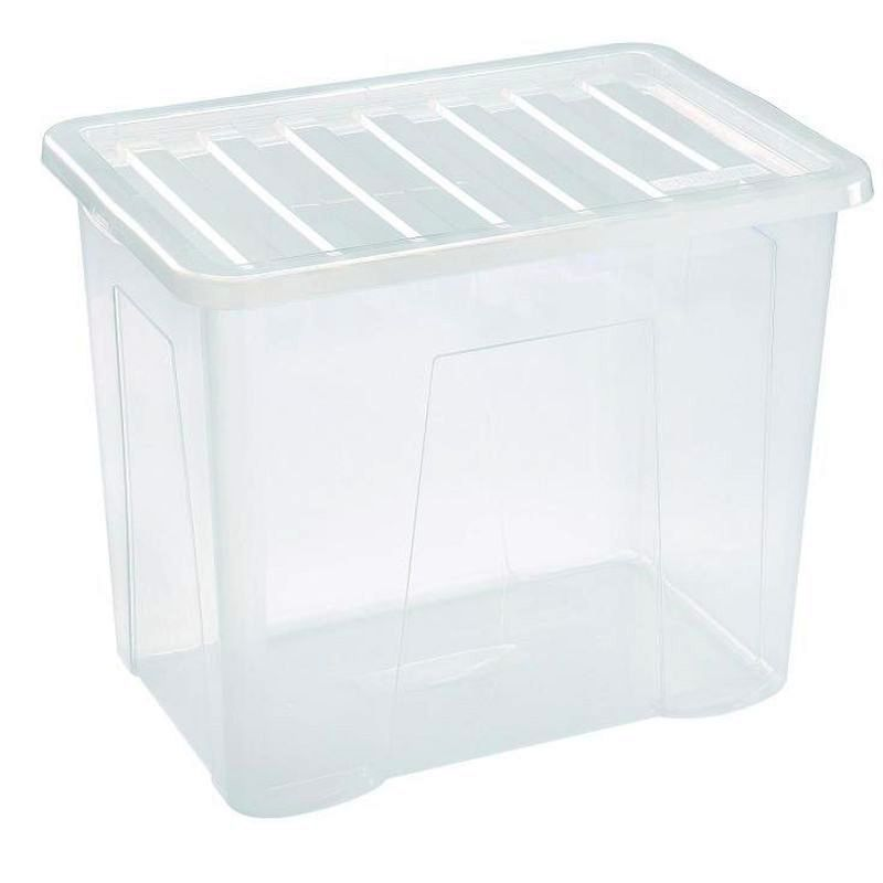 80 Litre Storage Box & Lid