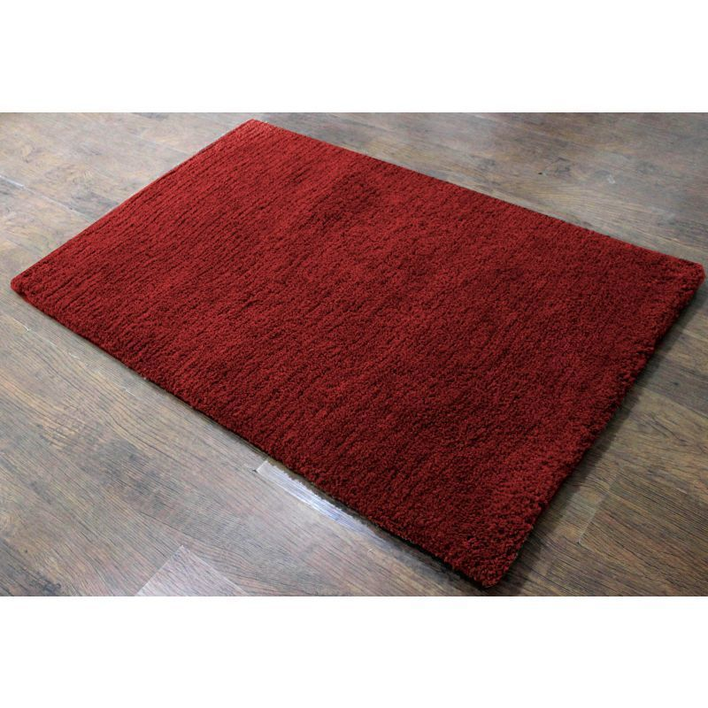 Blood Red Rita Rug (60cm x 100cm)