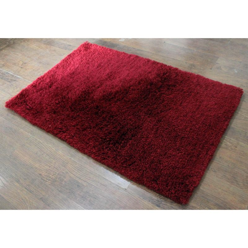 Blood Red Sophia Rug (60cm x 100cm)