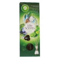See more information about the Airwick Life Scents Linen Reed Diffuser 30ml