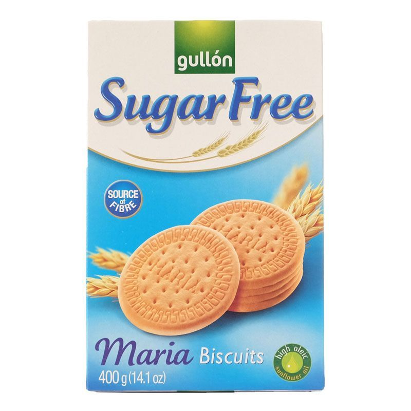 Gullon Sugar Free Maria Biscuits Buy Online At Qd Stores