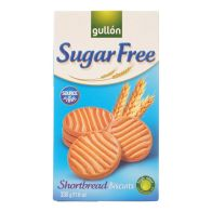 See more information about the Gullon Sugar Free Shortbread Biscuits