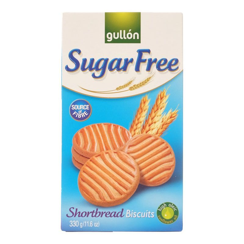 Gullon Sugar Free Shortbread Biscuits
