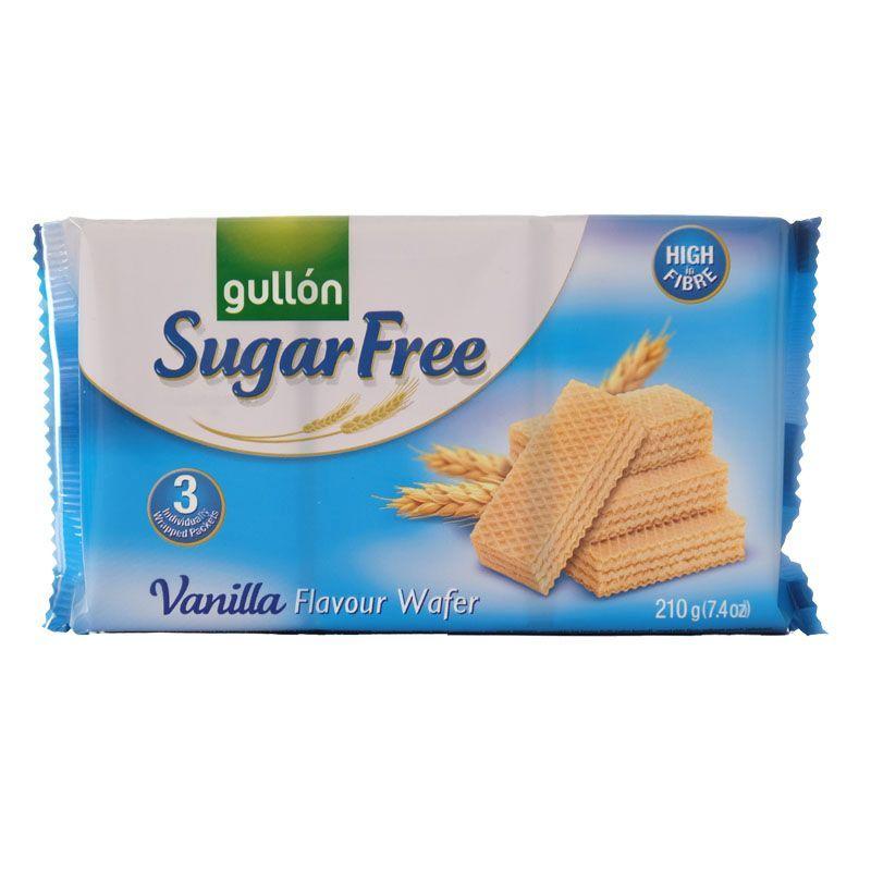 Gullon Sugar Free Vanilla Wafers Buy Online At Qd Stores