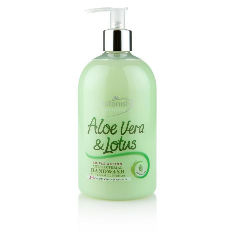 Astonish Aloe Vera Hand Wash