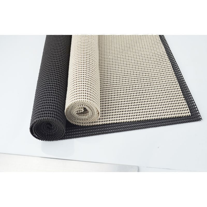 PVC Anti Slip Mat (45cm x 150cm) - Cream