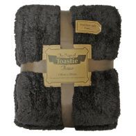 See more information about the Original Toastie Throw Brown
