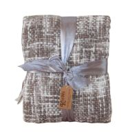 See more information about the Lurex Knitted Throw
