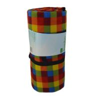 See more information about the Jumbo Picnic Blanket - Multicolour Squares