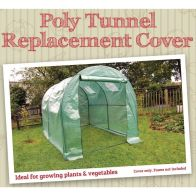 See more information about the Poly Tunnel Re-Placement Cover